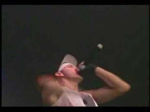 Eminem,D12,50 Cent- Rap game (live at Detroit)