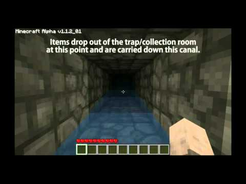 Minecraft - Mob Trap Tower - 10,824 items/hr