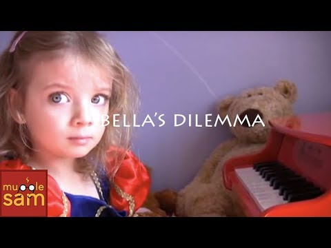 BELLA-S DILEMMA (MOMMY I CAN-T SING WITHOUT MY PRINCE)