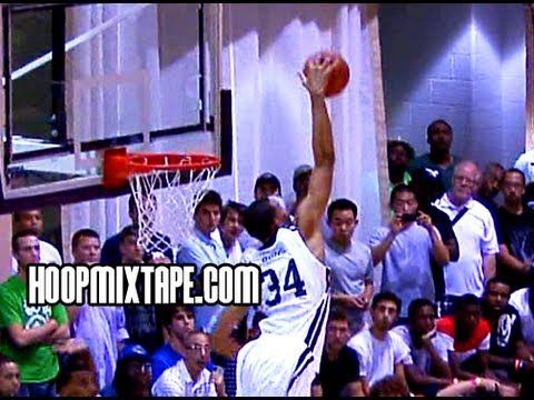 Javale McGee With The Block Of The Summer! Top 10 Plays From Capital Punishment Game!