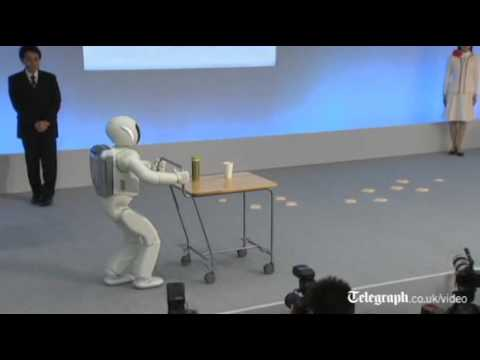 Honda's Asimo robot gets faster and smarter in human makeover