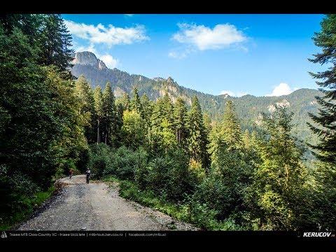 Video: Traseu MTB Azuga - Valea Azugii - Pasul Azuga - Valea Garcinului - Sacele - Brasov [VIDEO]