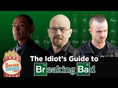The Idiot's Guide to Breaking Bad