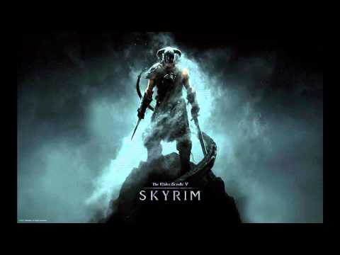 TES V Skyrim - OST - DRAGONBORN [HD]