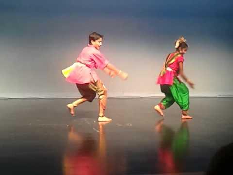 GAMA Austin Christmas 2012 -Tamil Folk Dance