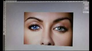 Best Photoshop Tutorials - Eye Enhancement, Photo Corrections