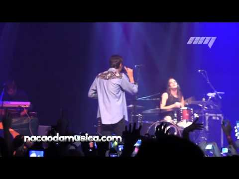 The Maine - Everithing I Ask For (Sao Paulo 04/11/2011) LIVE!