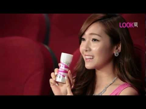 120624 SNSD Jessica Yakult Promotion video