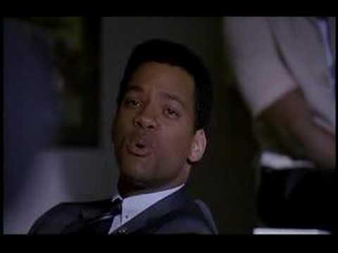 Will Smith Ali Movie Trailer
