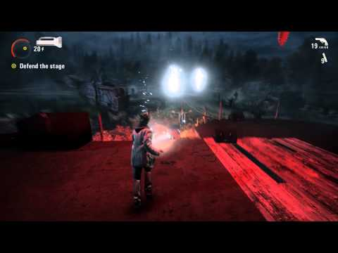 Alan Wake - Episode 4 The Truth - Boss Fight - Stage at the Anderson Farm - Normal Difficulty - UCgweml8qhWOincBEe2hZv-A