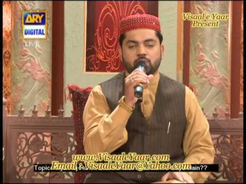 URDU NAAT(Ya Nabi Sab)SARWAR NAQSHBANDI IN ARY TV.BY Naat E Habib