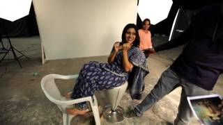 Ek Thi Daayan Photoshoot - Making of the poster creatives