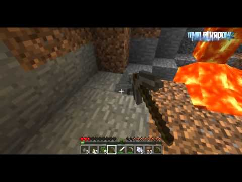 Minecraft NAUFRAGO con ALK4PON3 y PHANTOM Ep. 3 &quot;La Vaca y el Creeper?&quot;