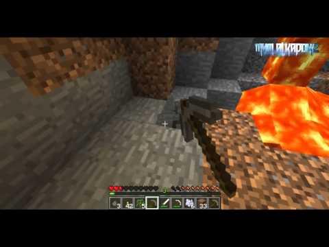 """Minecraft NAUFRAGO con ALK4PON3 y PHANTOM Ep. 3 """"La Vaca y el Creeper?"""""""