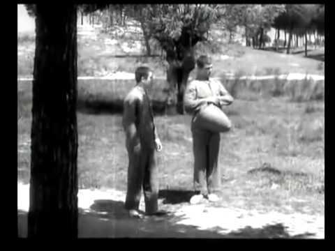 """Recuerdos toreros de Tony Leblanc. El """"Gazuza"""" en Currito de la Cruz"""