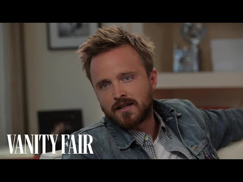 "Actor Aaron Paul Talks ""Breaking Bad""-@VFHollywood with Krista Smith-Vanity Fair"