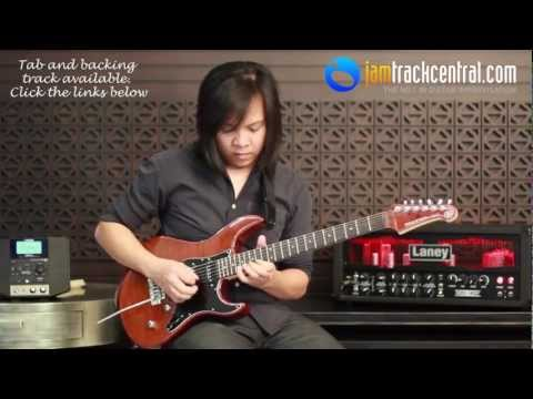 New! Jack Thammarat 'Melodic Freeway Series 1' Jamtrackcentral.com
