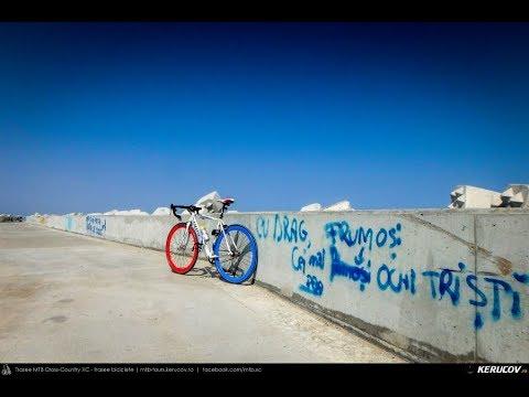 VIDEOCLIP Cu bicicleta prin Constanta, Romania