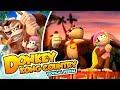 ¡Barrilazos explosivos! - #12 - Donkey Kong Country Tropical Freeze (Switch) DSimphony