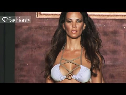 Toxic Sadie Swimwear 2013 - Bikini Models on the Runway at Funkshion Miami Beach | FashionTV