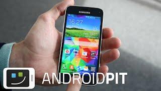 Vidéo : Test Galaxy S5 Mini