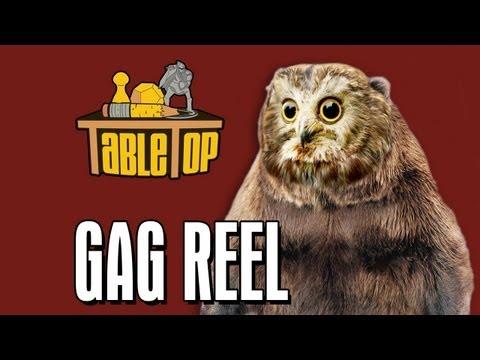 Lords of Waterdeep - Gag Reel - TableTop season 2 ep. 10