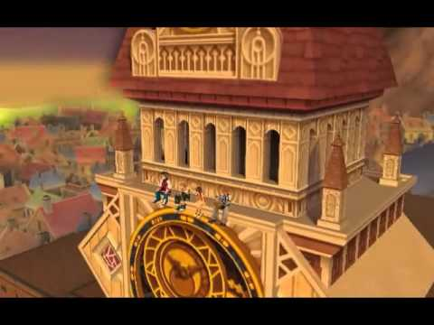 Kingdom Hearts II: Twilight Town: Fourth Day