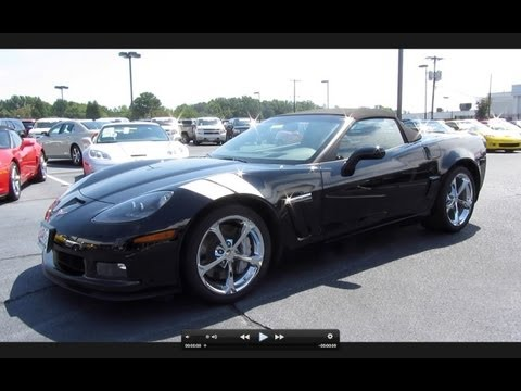 2011 Chevrolet Corvette Grand Sport Convertible Start Up, Exhaust, and In Depth Tour