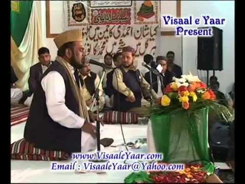 PUNJABI NAAT(Main Lajj Palan De)QARI AFZAAL ANJUM IN SHARJAH.BY  Naat E Habib