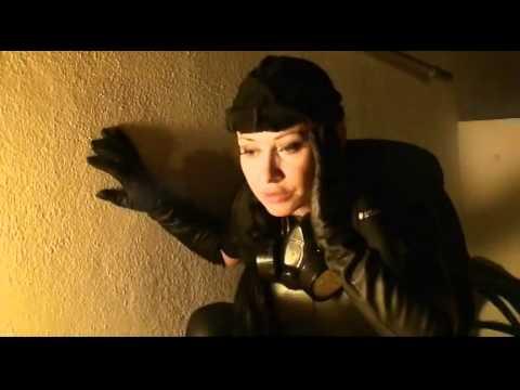 Masked female Assassin
