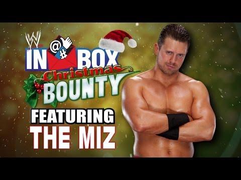 "The Miz's special ""Christmas Bounty"" WWE Inbox - Episode 97"