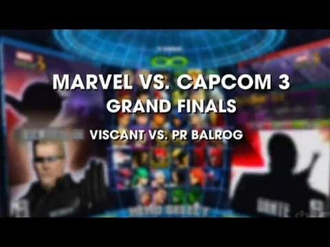 Marvel vs. Capcom 3 - Evo 2011 Grand Finals