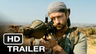 Machine Gun Preacher - Movie Trailer (2011) HD