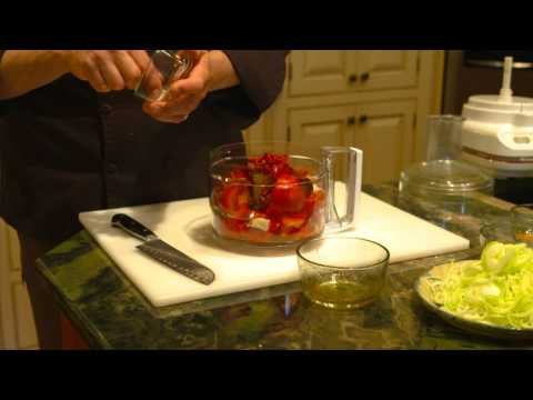 Student Ops 2012 | Program | Raw Foods with Chef Jeremy