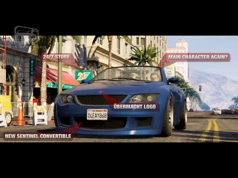 GTA V Trailer Analysis