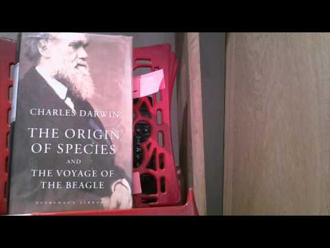 """Explaining the Sources for Darwin's """"The Origin of Species"""" to Inmendham"""