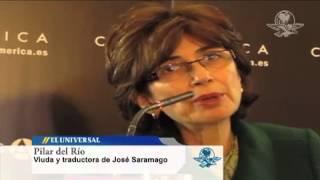 Se publica `Claraboya´, el libro perdido de Saramago