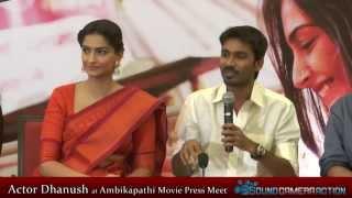 Ambikapathy Movie Press Meet