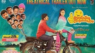 Jayammu Nischayammura Trailer