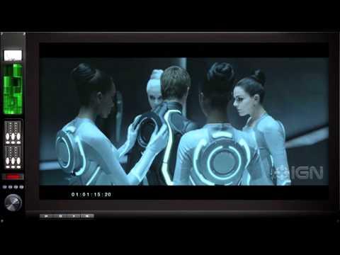 IGN Rewind Theater - Tron Legacy Trailer Analysis - IGN Rewind Theater - default