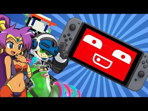4 Awesome Nintendo Switch Games Without Zelda or Mario - Up At Noon Live! - UCKy1dAqELo0zrOtPkf0eTMw