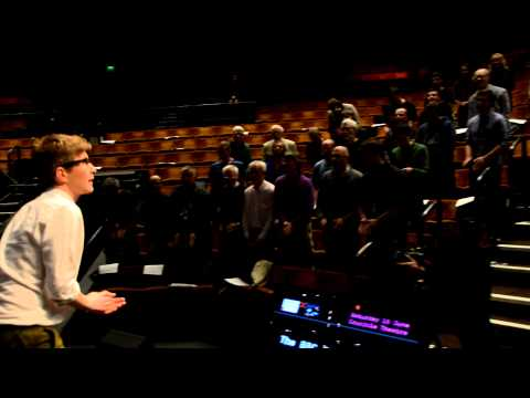 Gareth Malone Sing along at SheffDocFest