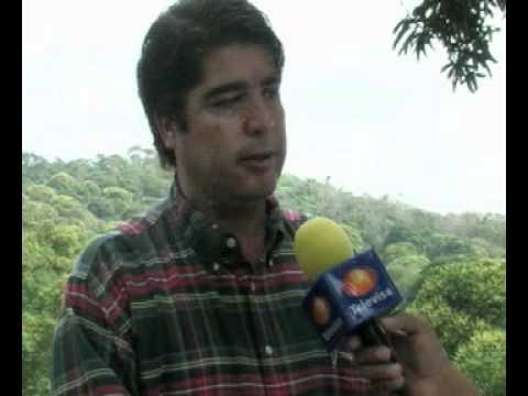 CORREDOR TURISTICO EN LA LAGUNA ENCANTADA.