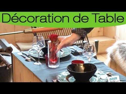 Conseils pour décorer une table pour un diner en amoureux