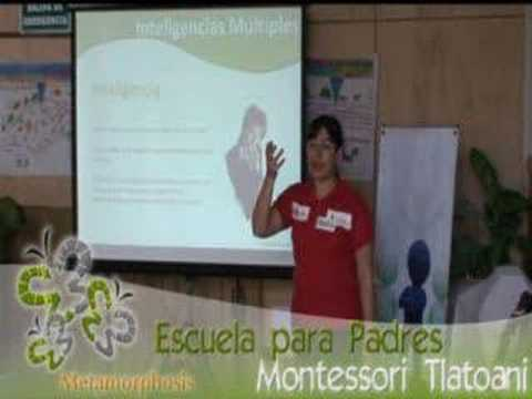 Proyecto Homus. Escuela para Padres. Montessori Tlatoani