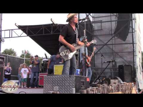 "Jack Ingram ""Hey You"" live on KOKE-FM"