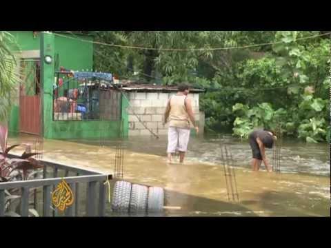 Deadly floods and landslides hit Guatemala