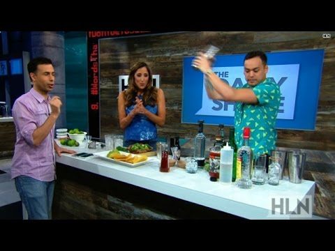 Yummy! How to make a world-famous margarita!