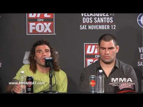 UFC on FOX Post-Fight Press Conference (complete + unedited)