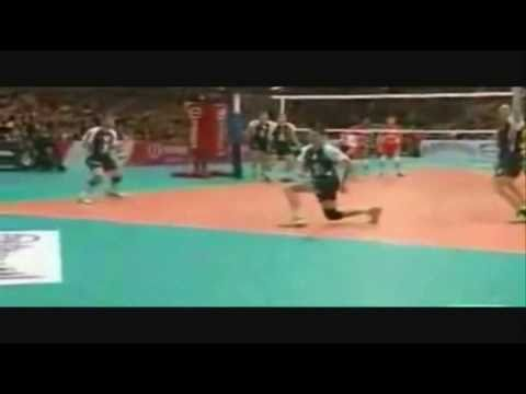 Leonel Marshall - Volleyball Phenomenon